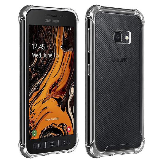 Coque et housse Akashi Coque angles renforcés (transparent) - Samsung Galaxy XCOVER 5