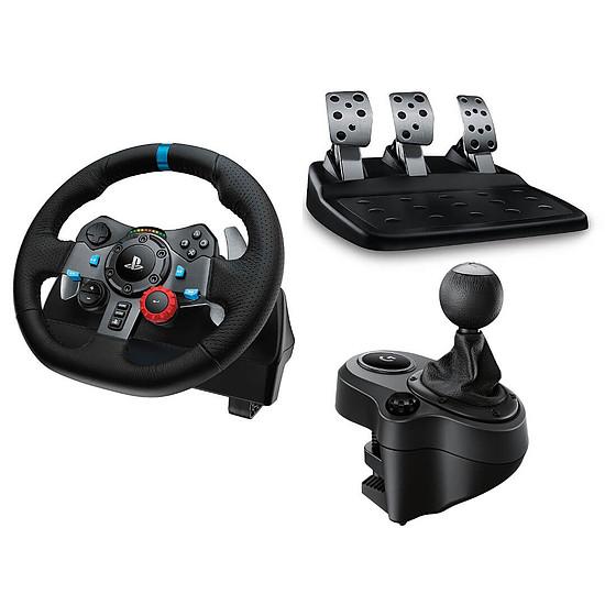 Simulation automobile Logitech G29 Driving Force + Shifter pour G29 & G920