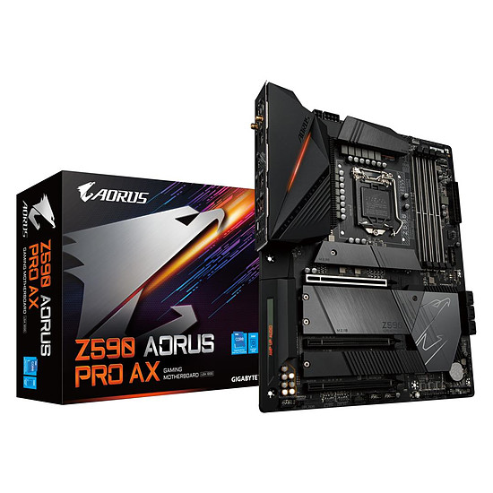 Carte mère Gigabyte Z590 Aorus Pro AX