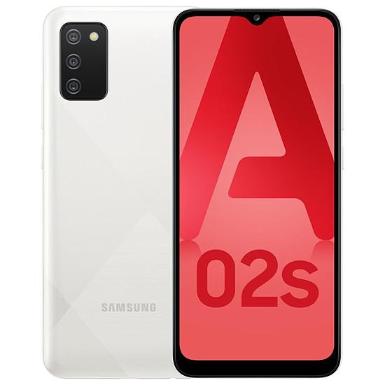 Smartphone et téléphone mobile Samsung Galaxy A02s (Blanc) - 32 Go - 3 Go