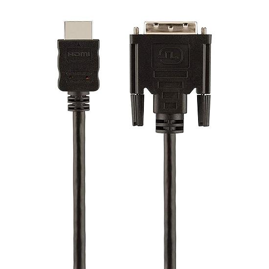 Câble DVI Belkin Câble DVI-D Dual Link (mâle) / HDMI (mâle) - 1.8 m