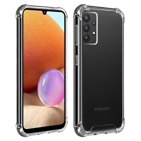 Coque et housse Akashi Coque angles renforcés (transparent) - Samsung Galaxy A32 4G