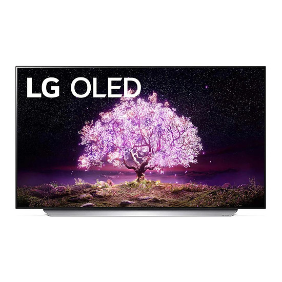 TV LG 77C1 - TV OLED 4K UHD HDR - 195 cm