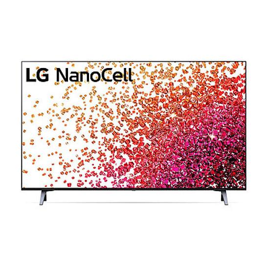 TV LG 65NANO756 PR - TV 4K UHD HDR - 164 cm
