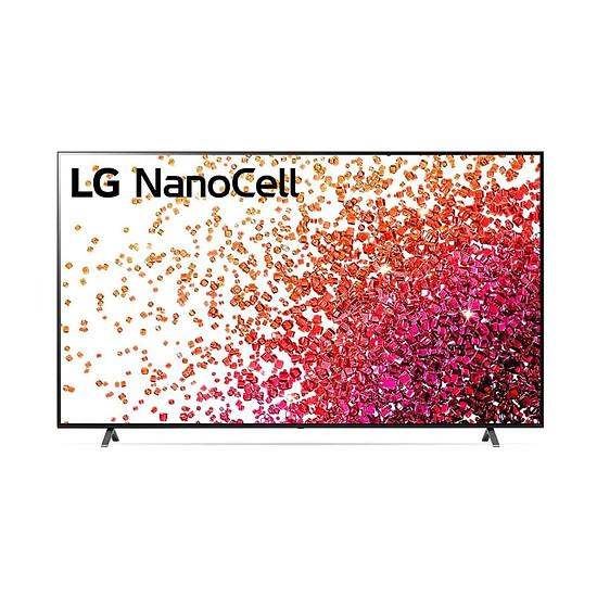 TV LG 86NANO756 - TV 4K UHD HDR - 217 cm