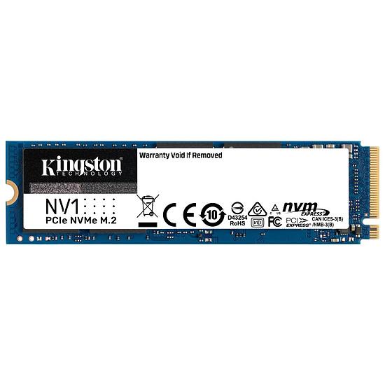 Disque SSD Kingston NV1 - 500 Go
