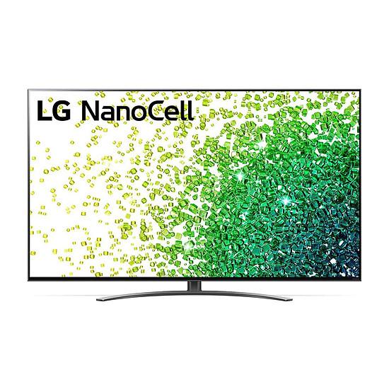 TV LG 50NANO866 - TV 4K UHD HDR - 126 cm
