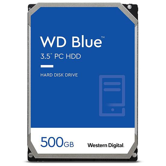 Disque dur interne Western Digital WD Blue - 500 Go - 32 Mo