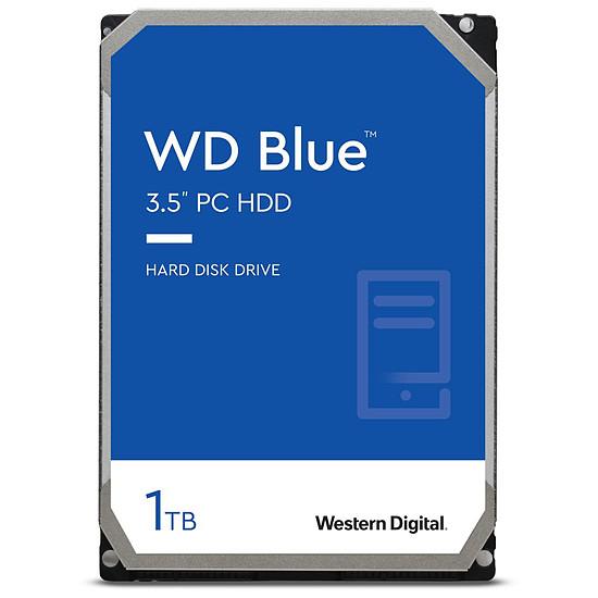 Disque dur interne Western Digital WD Blue - 1 To - 64 Mo