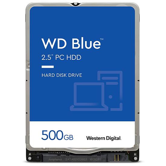 Disque dur interne Western Digital WD Blue Mobile - 500 Go - 16 Mo
