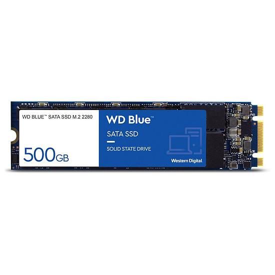 Disque SSD Western Digital WD Blue M.2 - 500 Go
