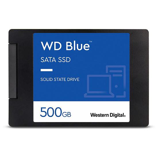 Disque SSD Western Digital WD Blue - 500 Go