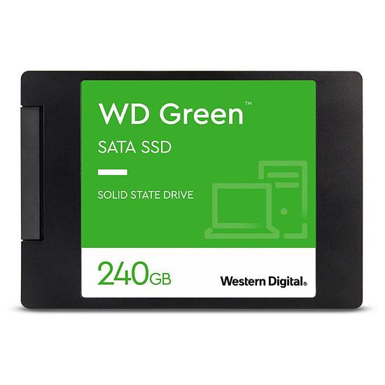 Disque SSD Western Digital WD Green - 240 Go