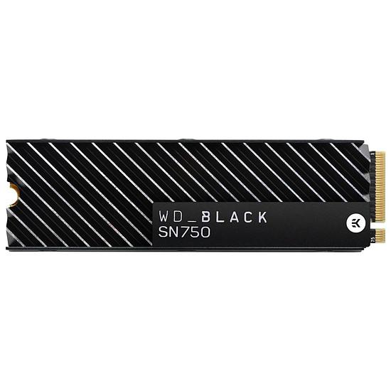 Disque SSD WD_BLACK SN750 EK - 2 To