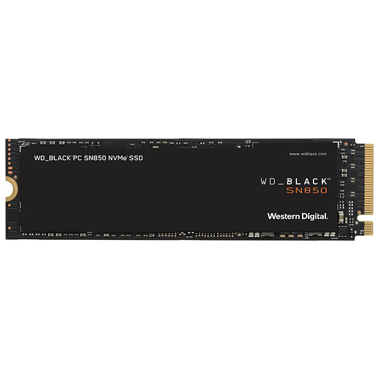 Disque SSD WD_Black SN850 - 1 To