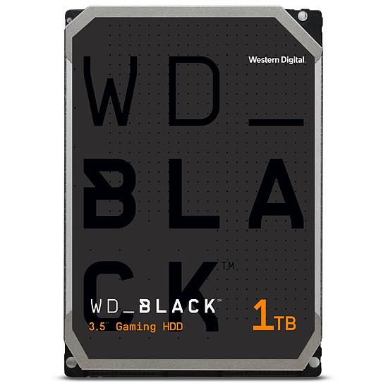 Disque dur interne Western Digital WD Black - 1 To - 64 Mo