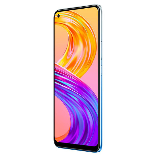 Smartphone et téléphone mobile Realme 8 Pro Bleu Infini - 128 Go - 8 Go