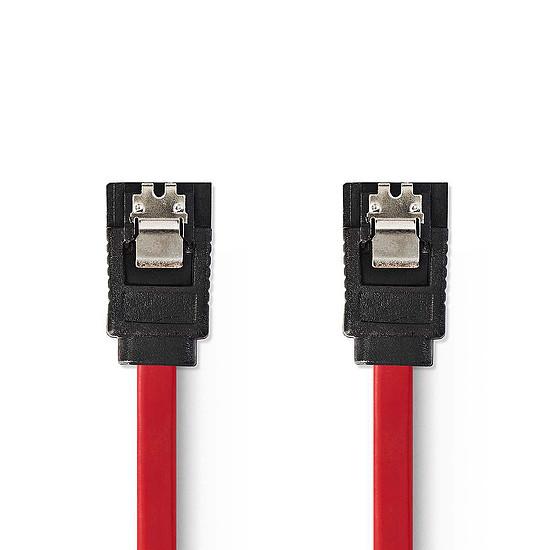 Serial ATA Nedis Câble SATA avec verrou - 50 cm