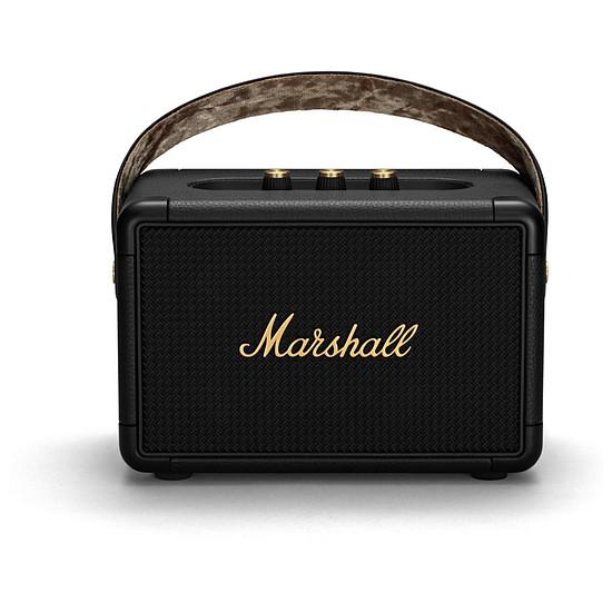Enceinte sans fil Marshall Kilburn II Black and Brass - Enceinte portable