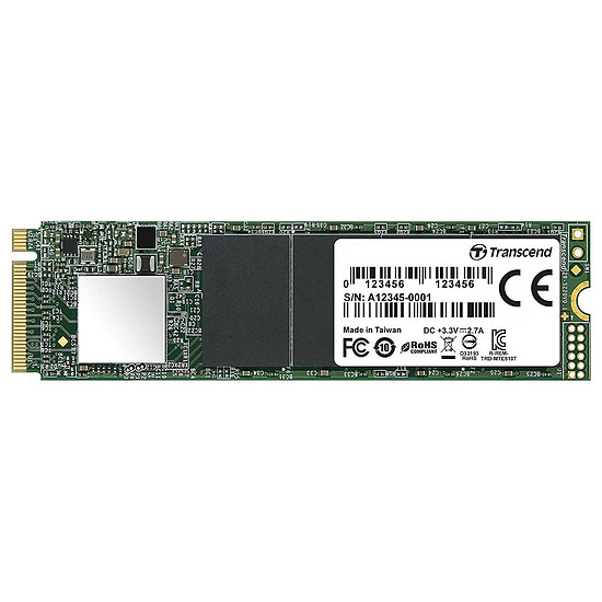 Disque SSD Transcend 110S - 1 To