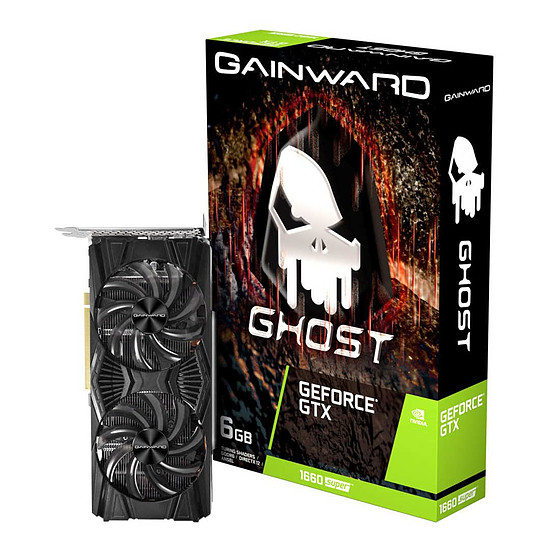 Carte graphique Gainward GeForce GTX 1660 Super Ghost