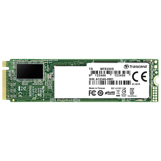 Disque SSD Transcend 220S - 2 To