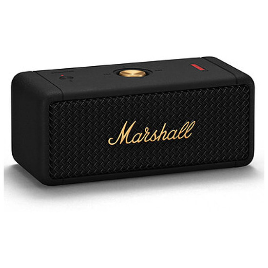 Enceinte sans fil Marshall Emberton Noir/Cuivre - Enceinte portable