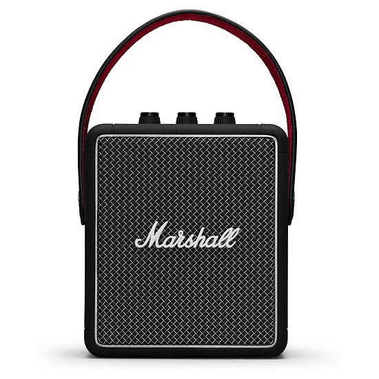 Enceinte sans fil Marshall Stockwell II Noir - Enceinte portable