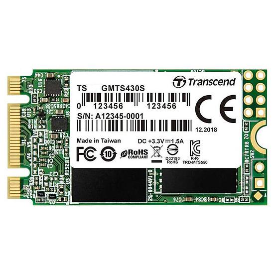 Disque SSD Transcend 430S - 128 Go
