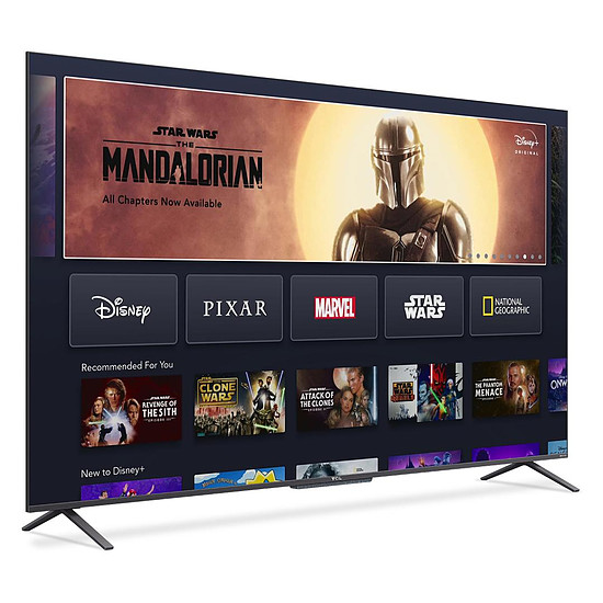 TV TCL 75C725 - TV 4K UHD HDR - 189 cm