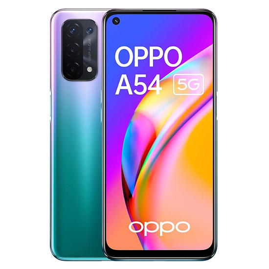 Smartphone et téléphone mobile OPPO A54 5G (Violet) - 64 Go - 4 Go
