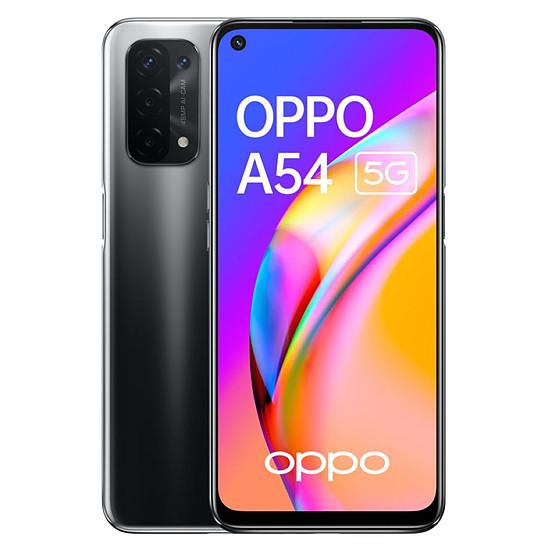 Smartphone et téléphone mobile OPPO A54 5G (Noir) - 64 Go - 4 Go