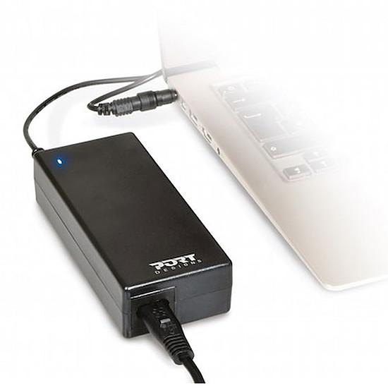 Chargeur PC portable Port Connect Chargeur secteur universel (65W)