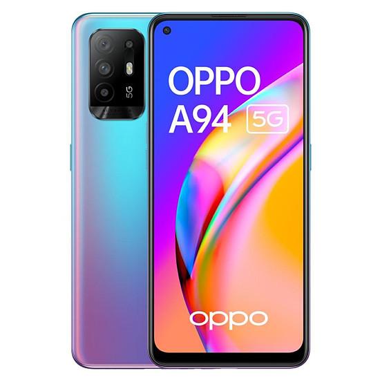 Smartphone et téléphone mobile OPPO A94 5G ( Violet fantastique) - 128 Go - 8 Go