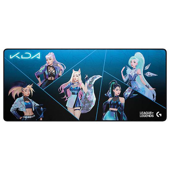 Tapis de souris Logitech G840 XL - LoL K/DA Edition