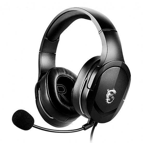 Casque micro MSI Immerse GH20