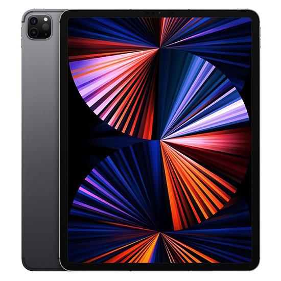 Tablette Apple iPad Pro 2021 12,9 pouces Wi-Fi + Cellular 5G - 256 Go - Gris sidéral