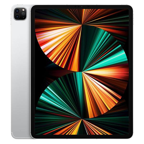 Tablette Apple iPad Pro 2021 12,9 pouces Wi-Fi + Cellular 5G - 512 Go - Argent