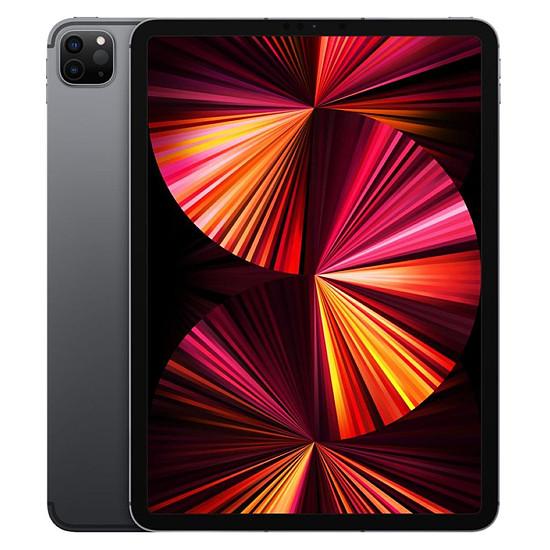 Tablette Apple iPad Pro 2021 11 pouces Wi-Fi + Cellular 5G - 256 Go - Gris sidéral