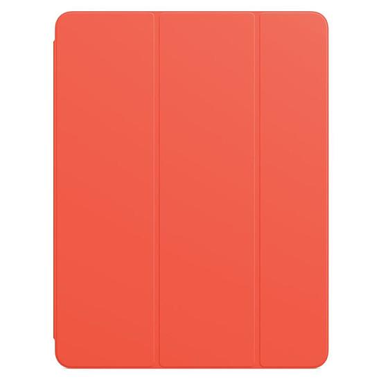 """Accessoires tablette tactile Apple Smart Folio (Orange électrique) - iPad Pro 12.9"""" (2021)"""