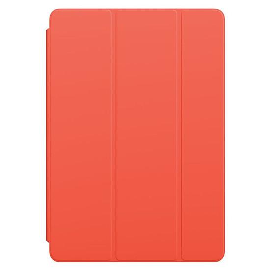 Accessoires tablette tactile Apple Smart Cover (Orange électrique) - iPad (8 ème génération)