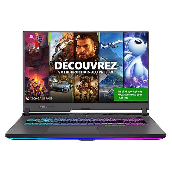 PC portable ASUS ROG STRIX G17 G713QM-HX015T
