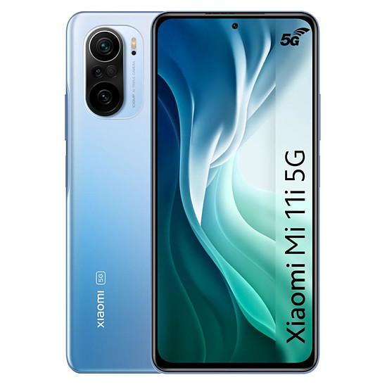 Smartphone et téléphone mobile Xiaomi Mi 11i 5G (Argent) - 256 Go