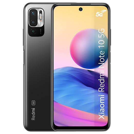 Smartphone et téléphone mobile Xiaomi Redmi Note 10 5G (gris) - 64 Go