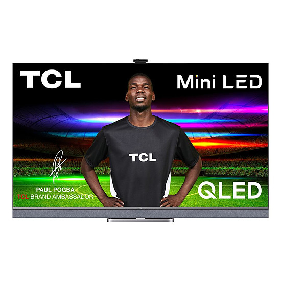 TV TCL 65C822 - TV 4K UHD HDR - 164 cm