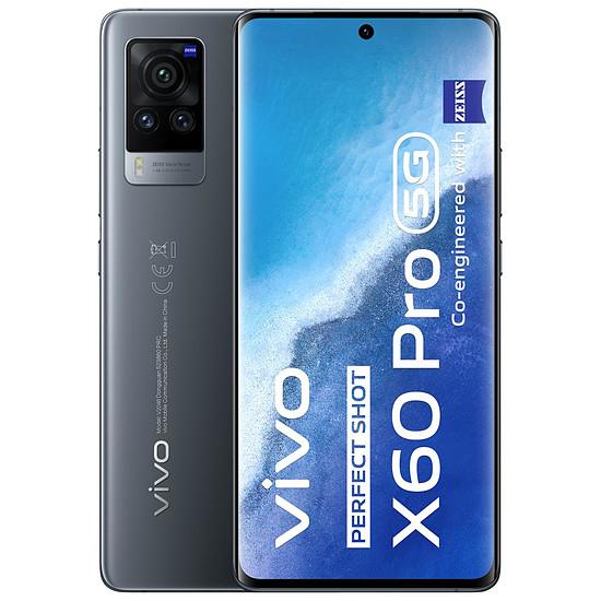 Smartphone et téléphone mobile Vivo X60 Pro 5G (Noir) - 256 Go