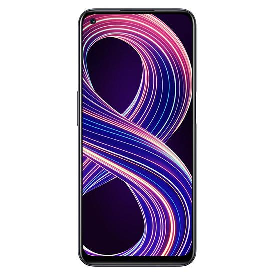 Smartphone et téléphone mobile Realme 8 5G Noir - 128 Go - 6 Go