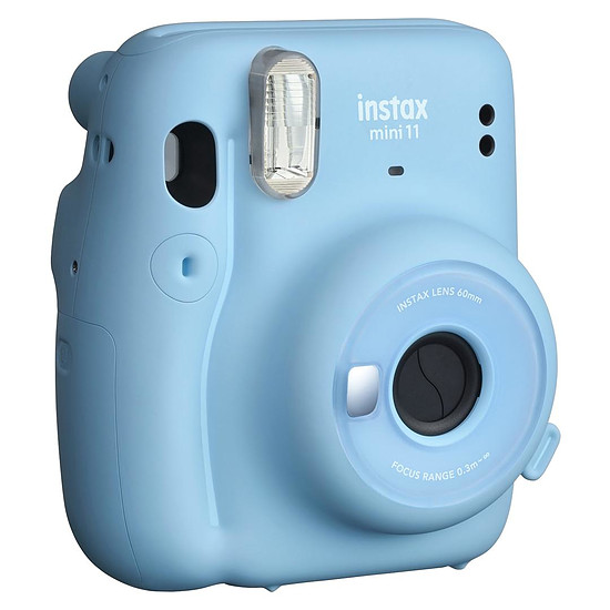 Appareil photo compact ou bridge Fujifilm instax mini 11 Sky Blue