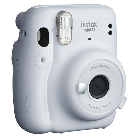 Appareil photo compact ou bridge Fujifilm instax mini 11 Ice White