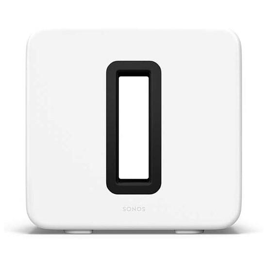 Système Audio Multiroom Sonos Subwoofer Sub Gen 3 - Blanc